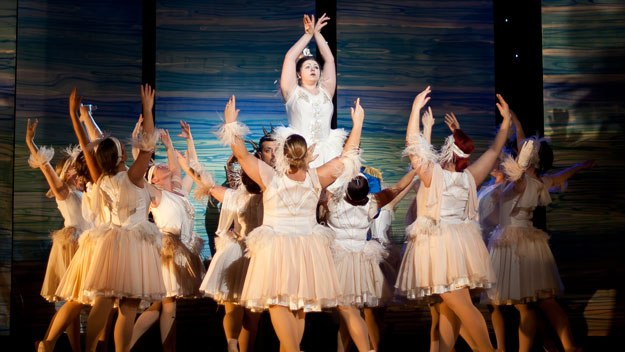 Big Ballet Performance - 4oD Exclusive