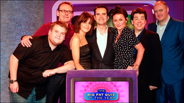 Big Fat Quiz of the Year 2008