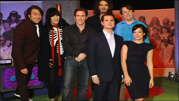 Big Fat Quiz of the Year 2007