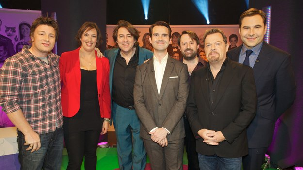 Big Fat Quiz of the Year 2011