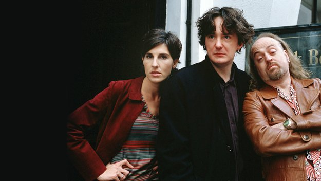 Bafta-winning sitcom about the antics of foul tempered and eccentric bookshop owner Bernard Black, his long-haired and long-suffering assistant, Manny, and his best (in fact only) friend, Fran