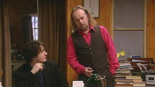 black books cooking the books