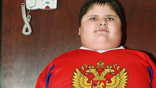 World's Biggest Boy