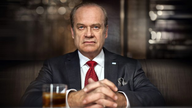 Kelsey Grammer stars as Chicago Mayor Tom Kane in the political drama series for which he won a Golden Globe award