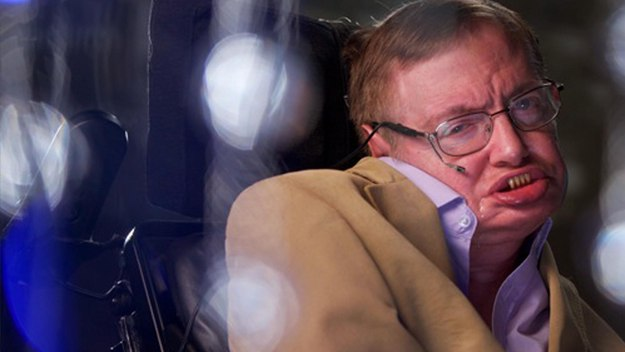 Professor Stephen Hawking examines how science is striving for humankind's next leap forward
