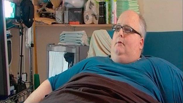 Britain's Fattest Man