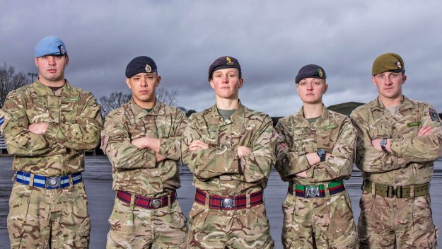 Army dating uk