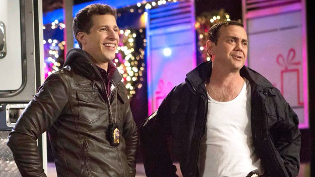 Brooklyn Nine-Nine: Peralta and Boyle