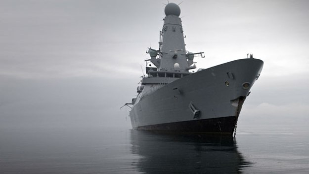 Building Britain's Ultimate Warship