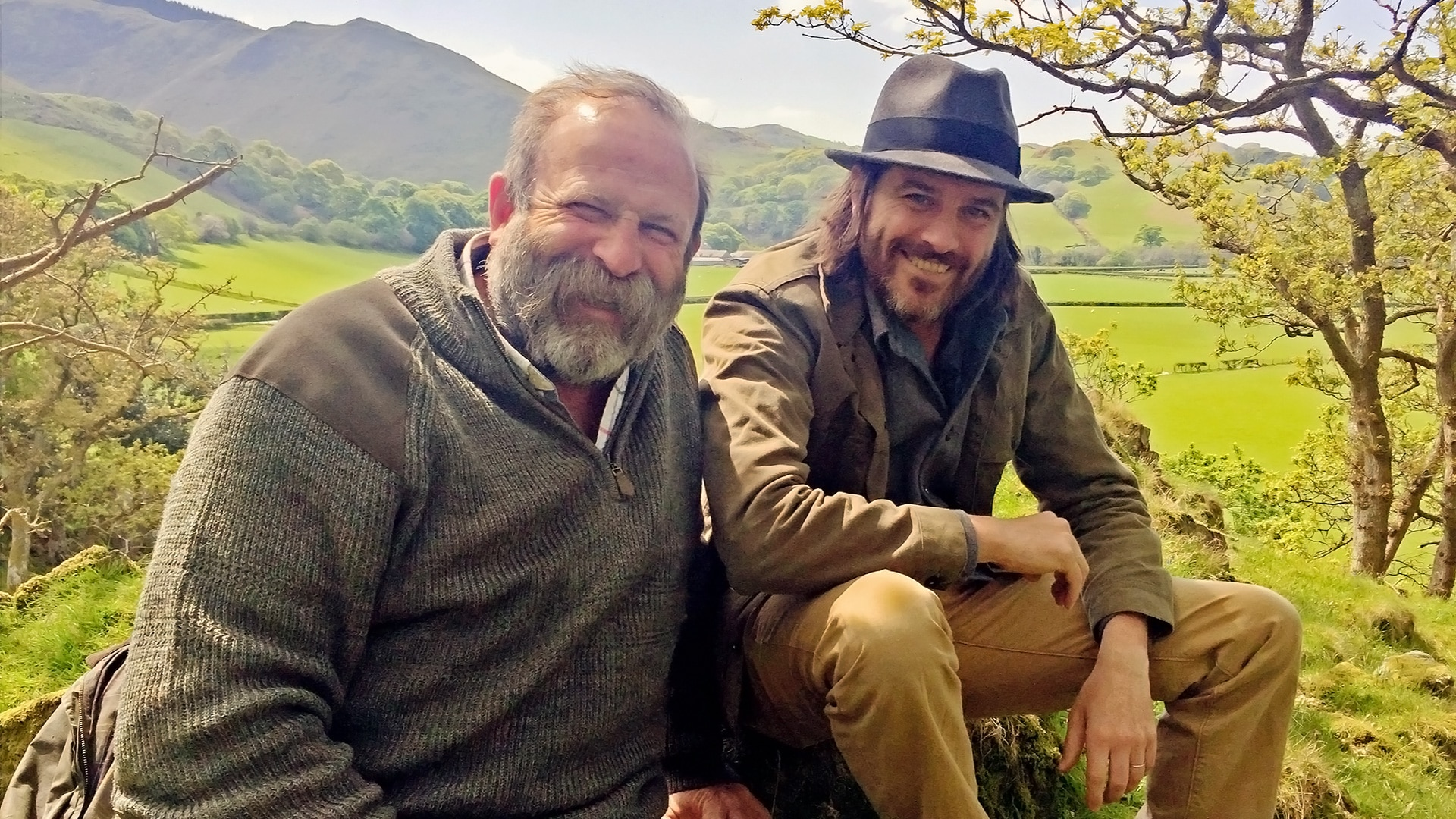 Cabins In The Wild With Dick Strawbridge All 4