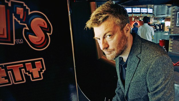 Charlie Brooker: Videogames Changed the World