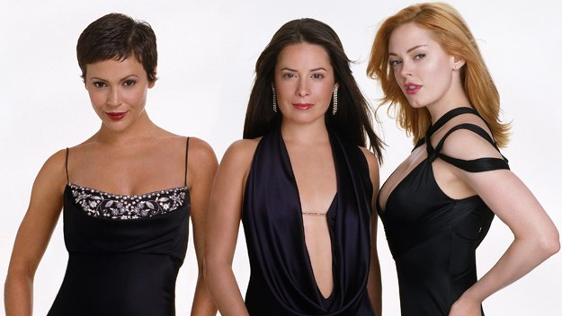 Charmed: Phoebe, Piper and Paige