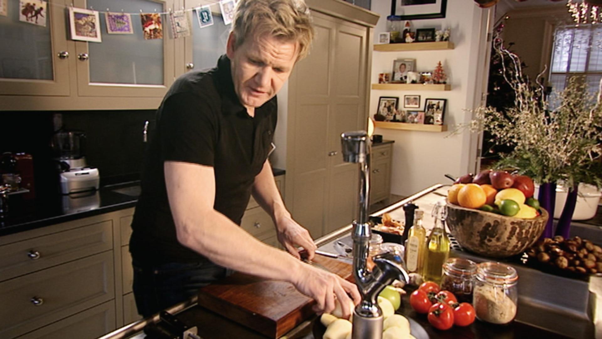Christmas with Gordon: Stuff the Turkey!