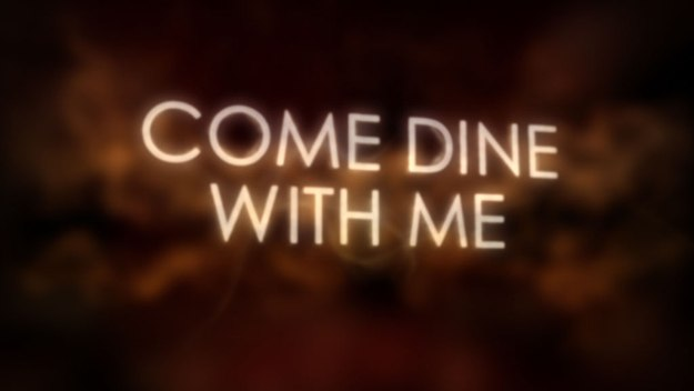 Episode 13 - Celebrity Come Dine with Me - Raef Bjayou