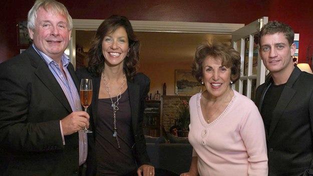 Episode 9 - Celebrity Come Dine with Me - Julia Bradbury