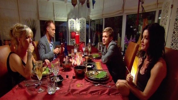 Episode 2 - Celebrity Come Dine with Me