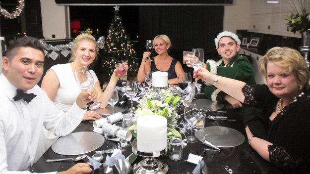 Episode 91 - Come Dine with Me Christmas