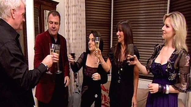 Episode 15 - Celebrity Come Dine with Me - Linda Lusardi