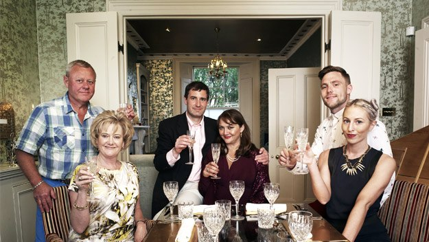 It's double the fun, as couples come together to host dinner parties in an exciting twist for the popular competitive dining show