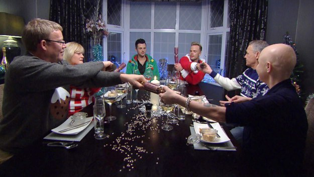 Celebrity Couples Come Dine with Me