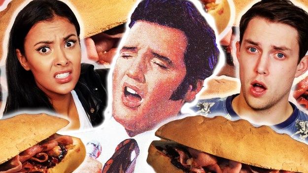 Elvis' Peanut Butter Everything Diet