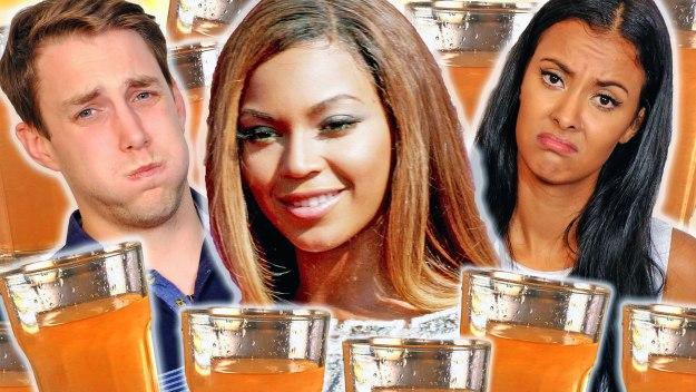 Beyoncé's Bootylicious Master Cleanse Diet
