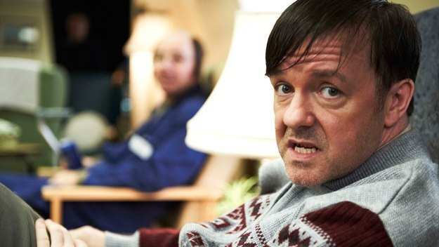 A bittersweet comedy drama about a group of outsiders living on society's margins. Written, directed by and starring Ricky Gervais.