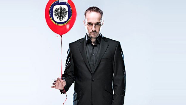 Derren Brown: How to be a Psychic Spy