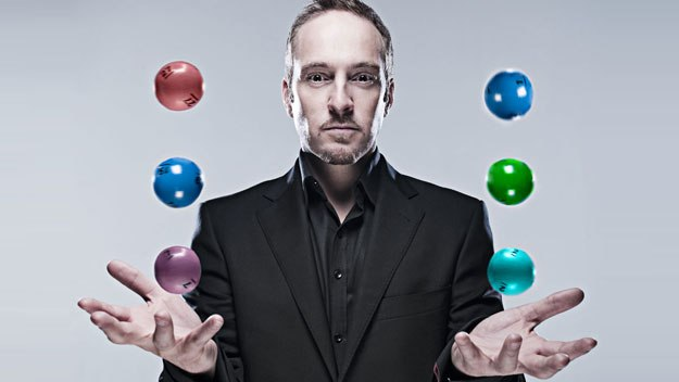 Derren Brown: How to Win the Lottery - Live
