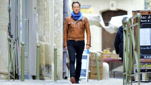 Dirty Weekenders in France: Richard E. Grant