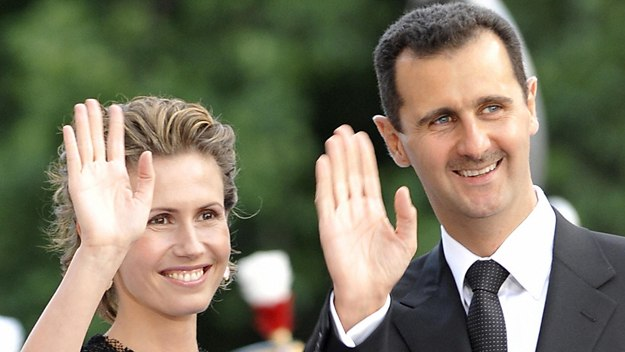 The Real Mr & Mrs Assad