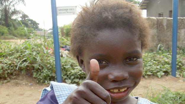 Return to Africa's Witch Children