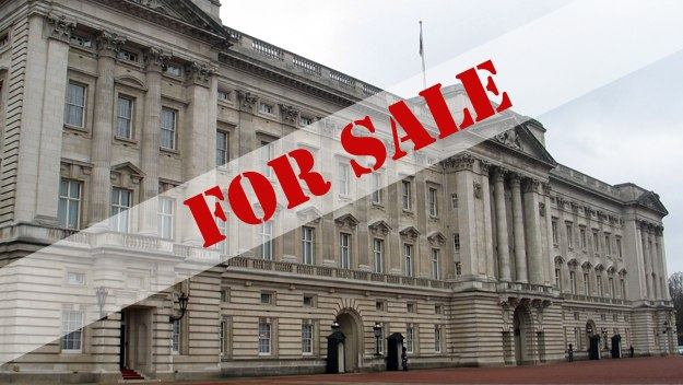 Selling Off Britain
