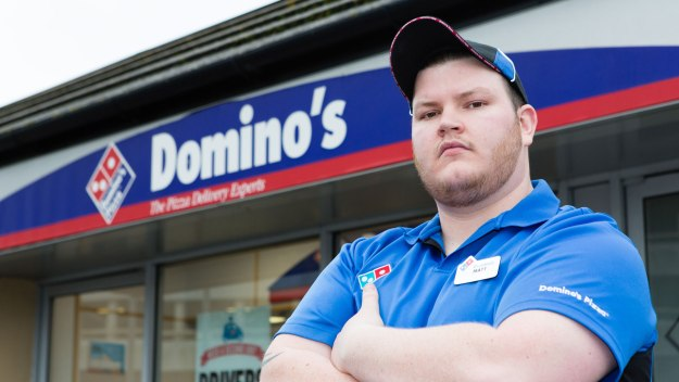 Domino's Pizza: A Slice of Life