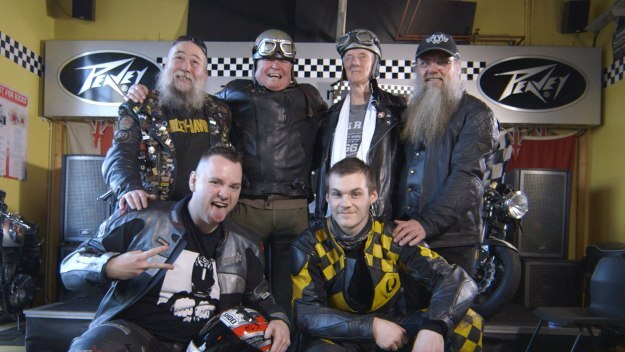 Drinking with... Bikers