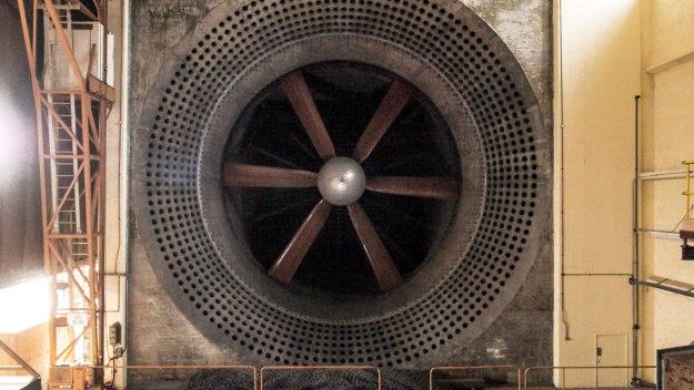 Top Secret Wind Tunnels