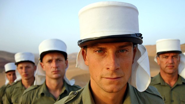 Bear Grylls heads to the Sahara with 11 volunteers to find out what being in the French Foreign Legion is really like