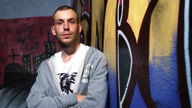 History of Art Student to Graffiti Artist