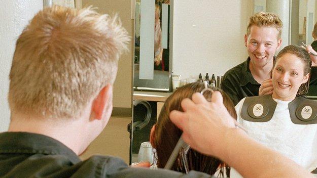 Sheep Shearer to Hairdresser