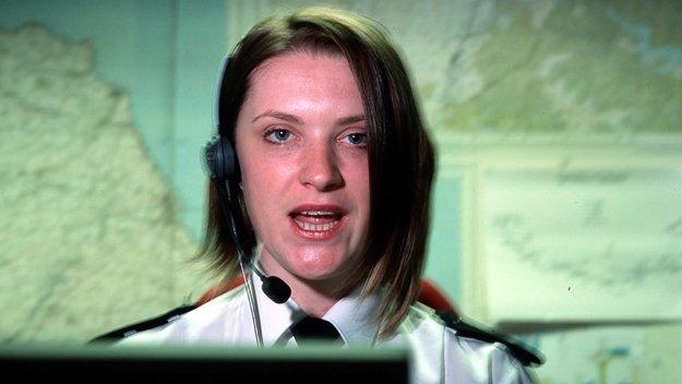 Emergency Control Opertor to TV Studio Director