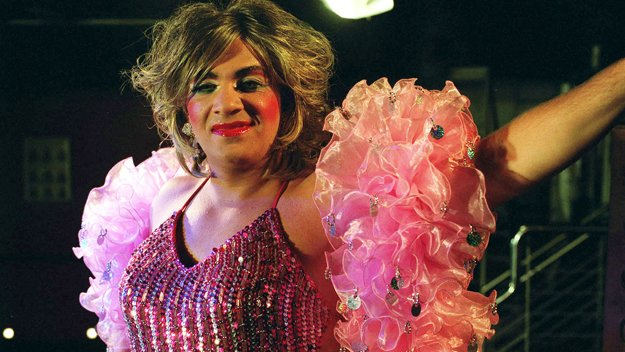 Naval Officer to Drag Queen