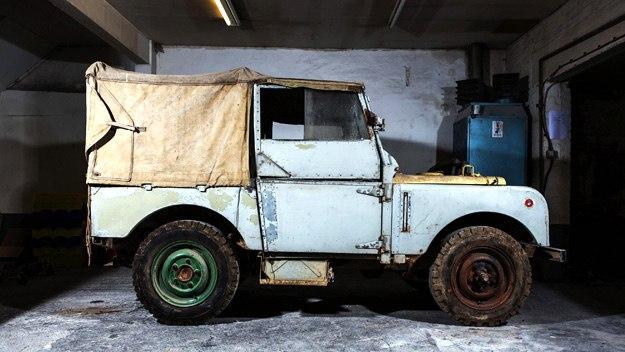 Episode 2 - Land Rover Series I