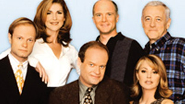 Cast of Frasier