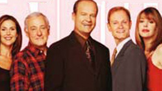 Episode 21 - The Three Faces of Frasier