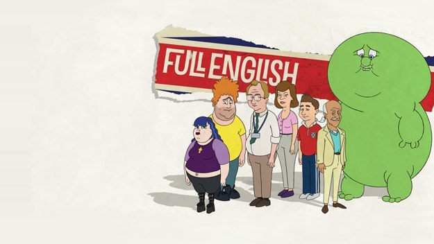 An animated sitcom about the quintessentially English Johnson family. Unashamedly rude and silly, with identifiable characters and hilarious stories...