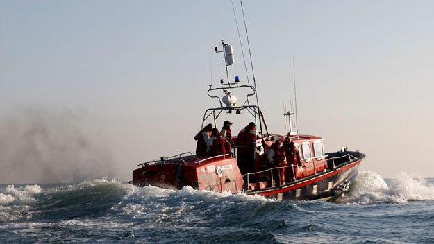 Geordies Overboard