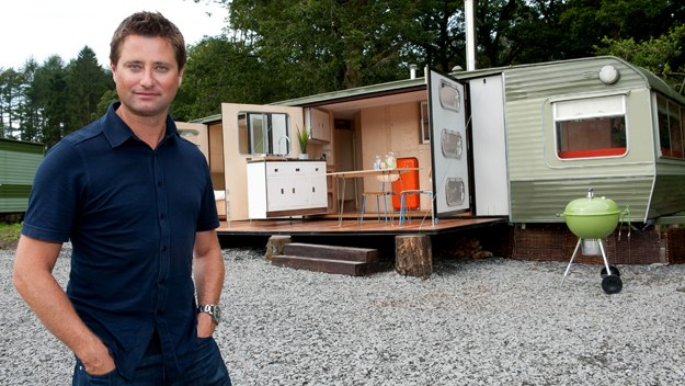 Episode 2 - Bolt-hole, Shipping Containers and a Caravan