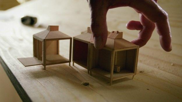 Modules, Beach Hut and Gypsy Caravans