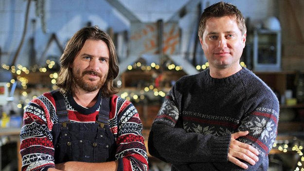 Episode 9 - George Clarke's Amazing Christmas Spaces