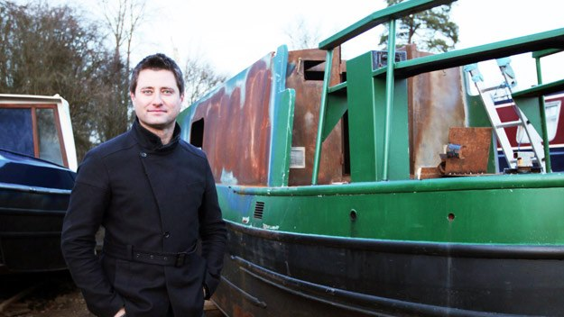 Episode 6 - Narrow Boat, Cream Tea Campervan and 50s Trailer